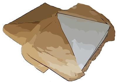 Packpapier zum sicheren Einpacken von Porzellan und Gläsern zum Einpacken von Glas und Porzellan