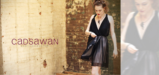 Shot by Crystal Arnette for CADSAWAN Jewelry
