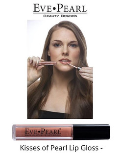 Shot by Vital Agibalow for Eve Pearl Cosmetics