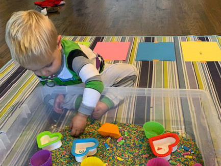 Sensory Play for Young Children