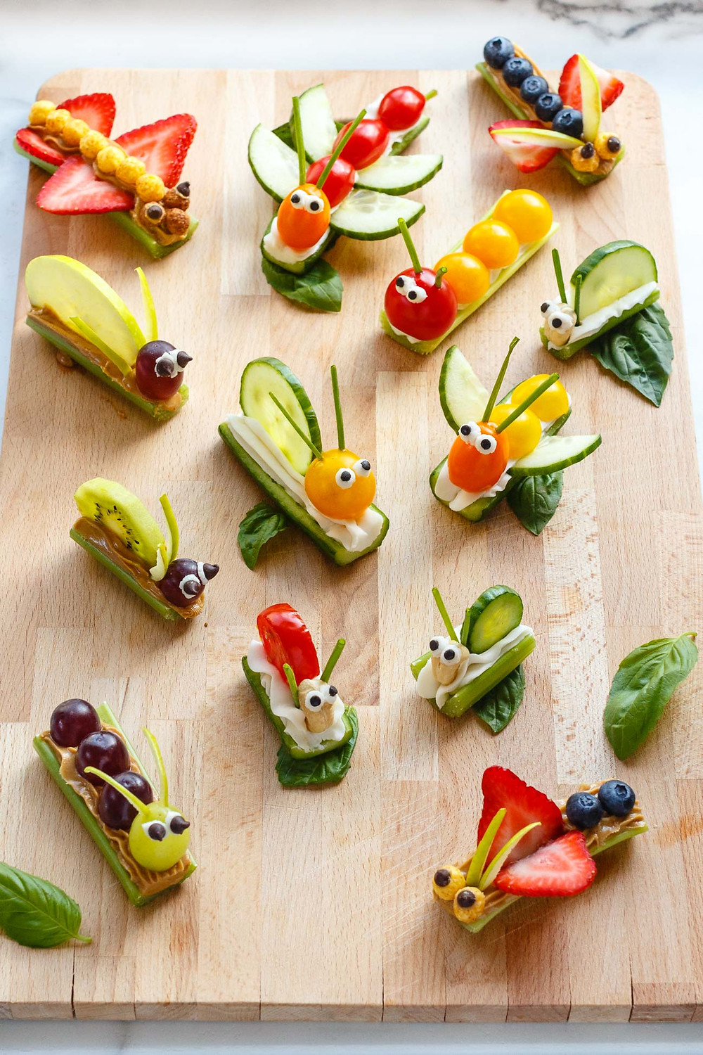 Fruit & Veggie Bug Tray
