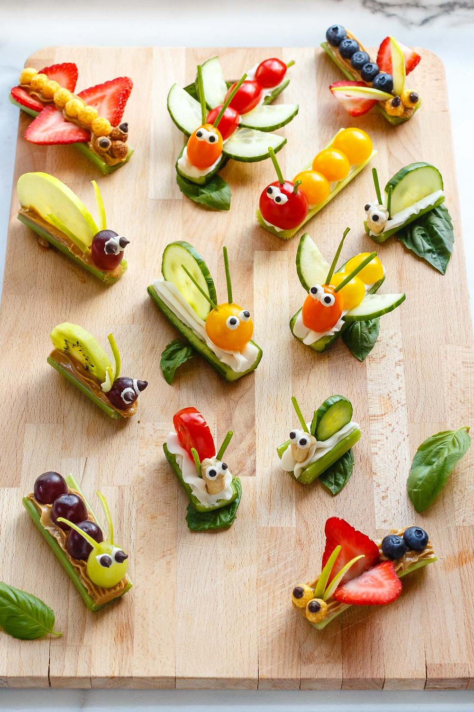 Fruit & Veggie Bug Tray