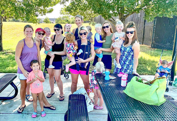 GCS Moms League Playgroups