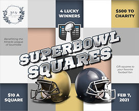 GCS Superbowl Squares