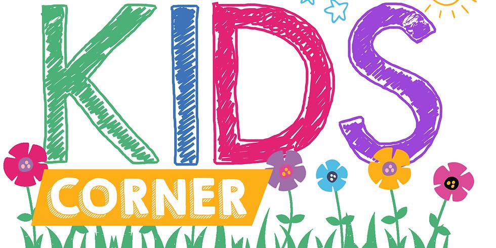(Virtual) Kids Corner – Story Time!