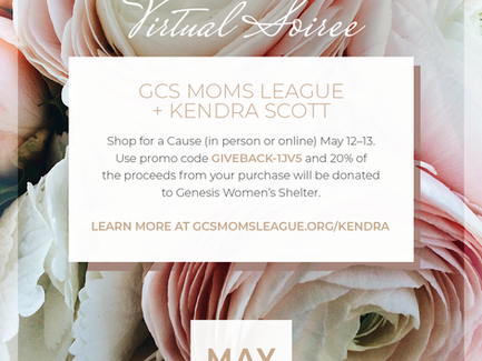 Shop for a Good Cause with GCS + Kendra Scott!
