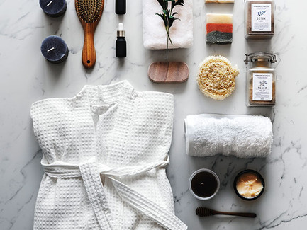 Self-Care For Moms: At-Home Spa Day