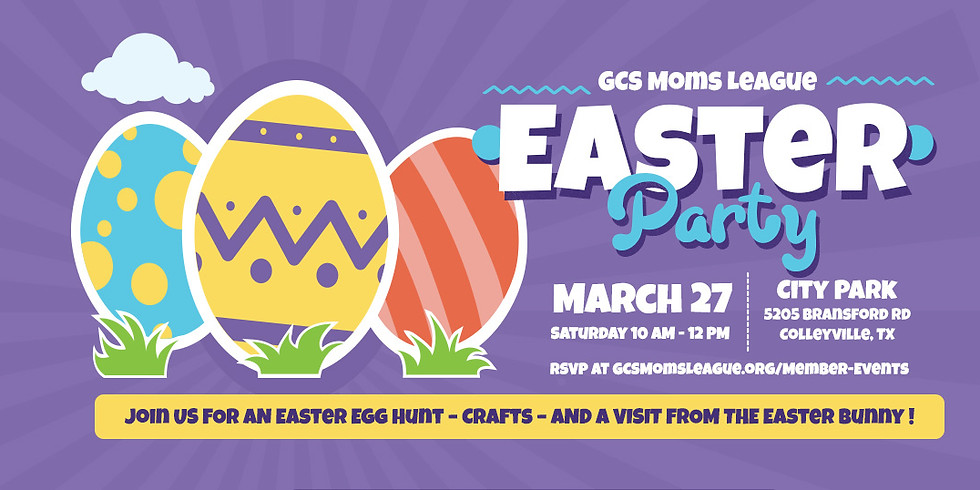 (In Person) Children's Easter Party