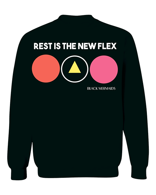REST IS THE NEW FLEX - New Black