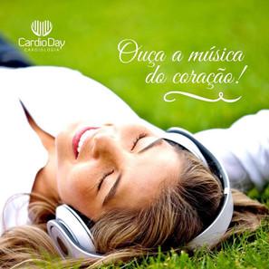 A música do coração!!!