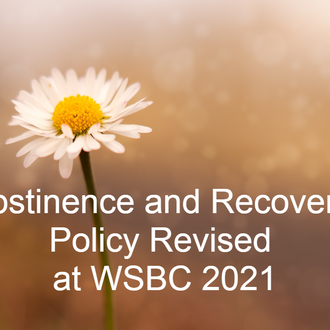 New abstinence & recovery descriptions