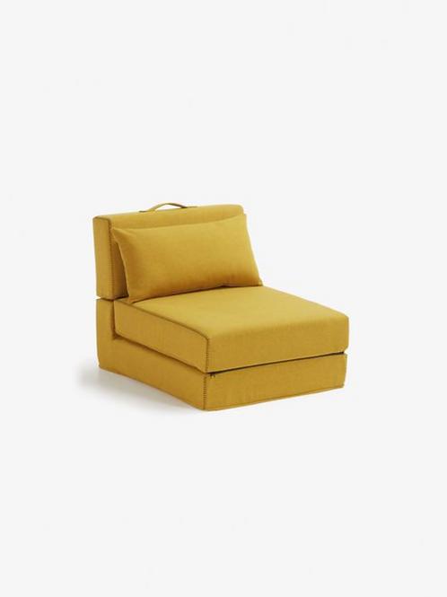Pouf OpenLikeaGift Yellow