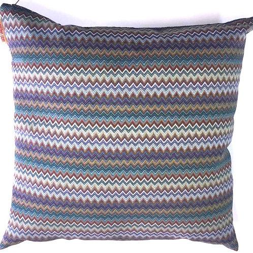 The Cushion Greca Celeste