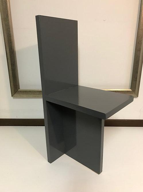 Terrazzo Chair Grey
