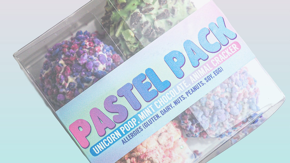 Pastel Pack