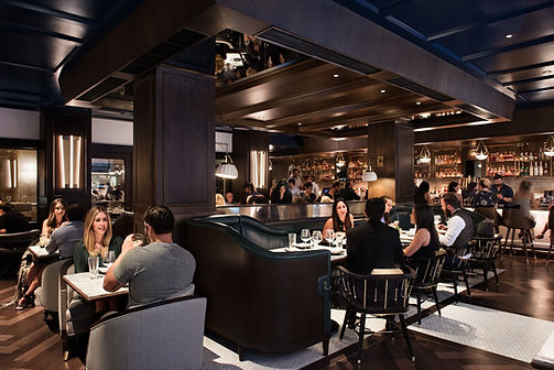 Fine Dining restaurant in Chicago Loop. CIBC Theatre, Chicago Theatre, Goodman Theater dinner. Elegant date night chef's table tasting menu, Fancy and elegant restaurant for dinner in chicago loop, corporate private events in chicago loop, large parties, group dinner in chicago