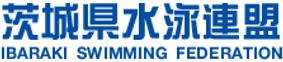 茨城県水泳連盟ロゴ