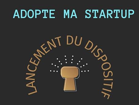Adopte ma startup - webinaire