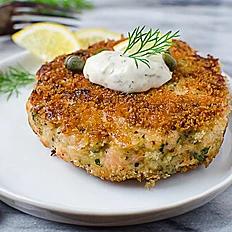 Salmon Croquettes