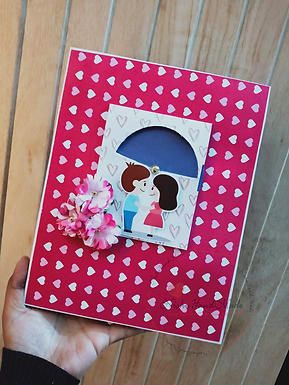 LOVE FOREVER CARD