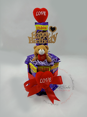 Personalized Choco Mug