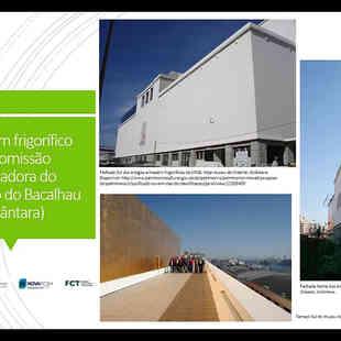 La Industria del Frío en Lisboa del Siglo XX