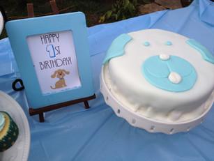 Puppy Dog Birthday Party
