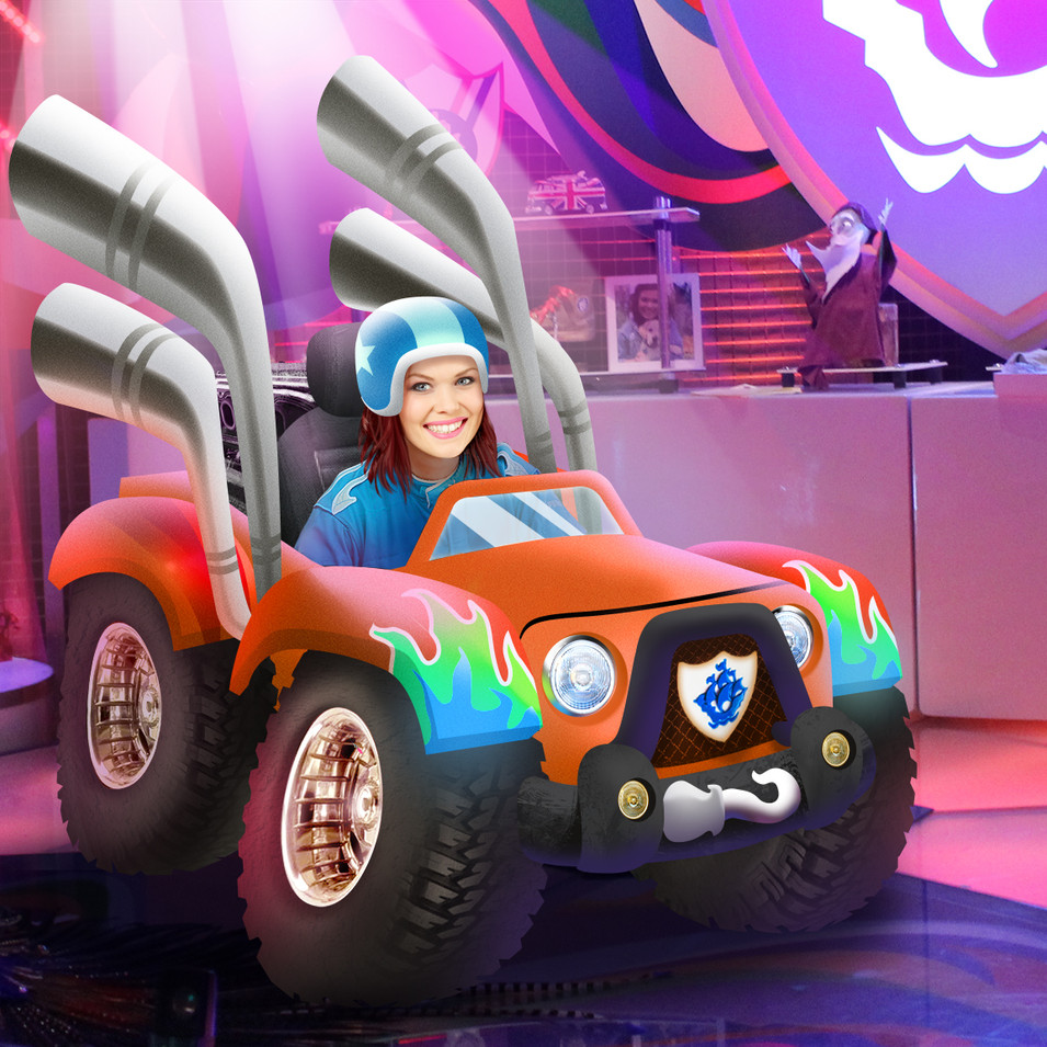 Blue Peter Car Design