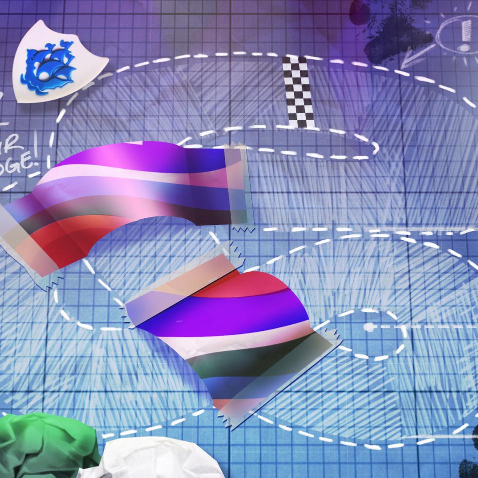 Blue Peter Track Design