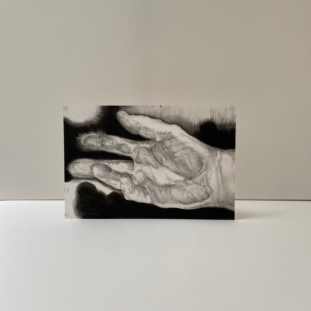 The Artist's Hand is present