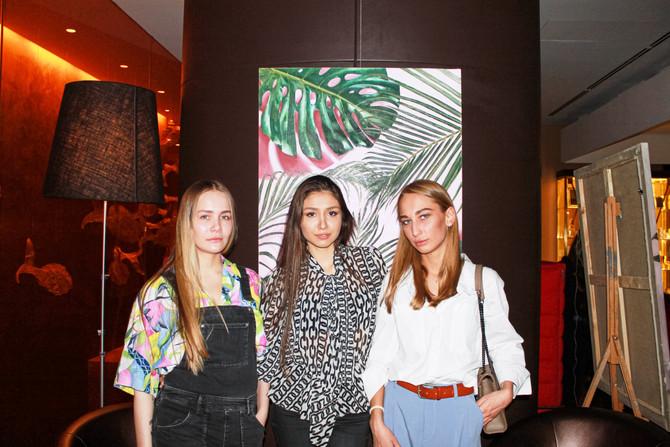 Выставка в So Sofitel Санкт-Петербург