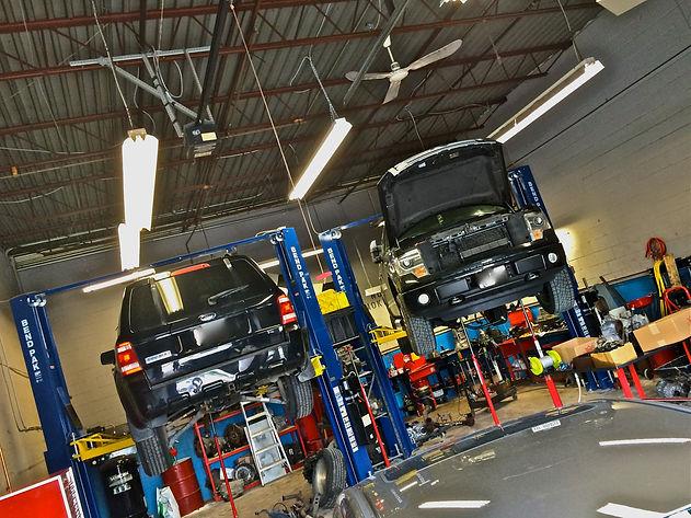 GTA Transmission Repair - Shop View.JPG