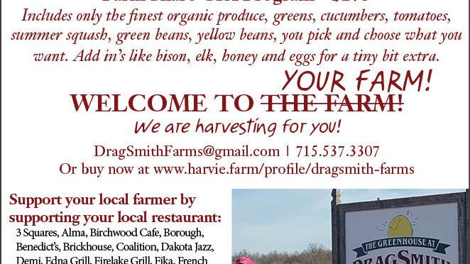 Farm Share - Heart of the Season