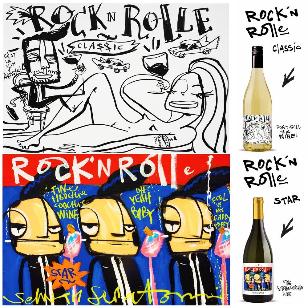 Rock n' Rolle Wines