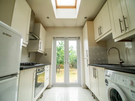 Kitchen Extension with skylight