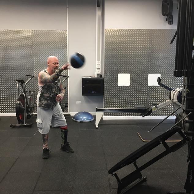 Adaptive Personal Training