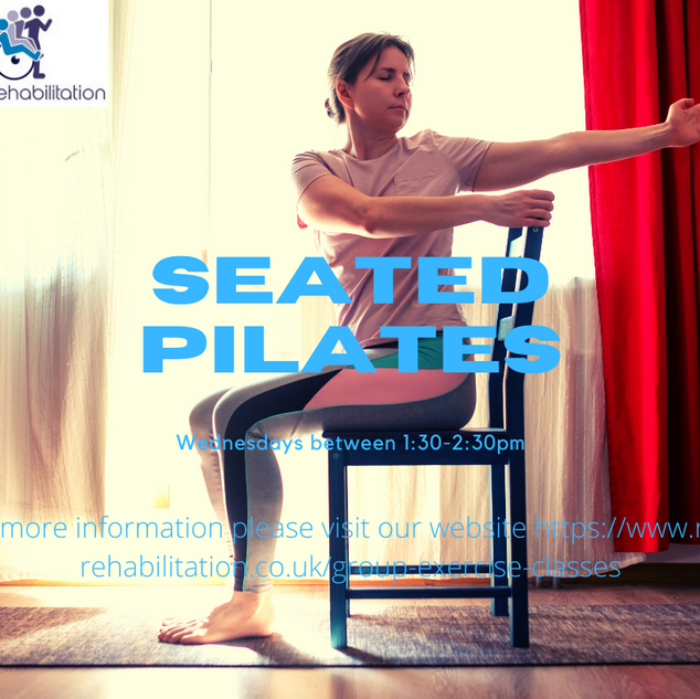 RMR Rehabilitation Pilates