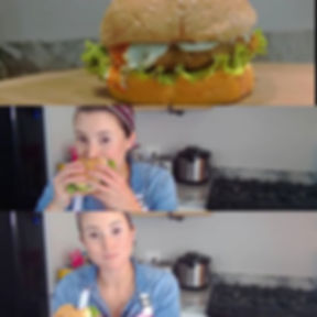 If you like veggie burgers check out my