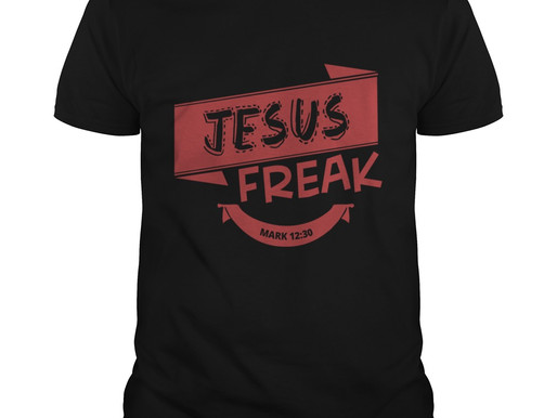 I Used to be a Jesus Freak…