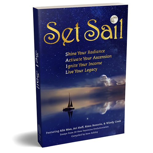 Set Sail Book