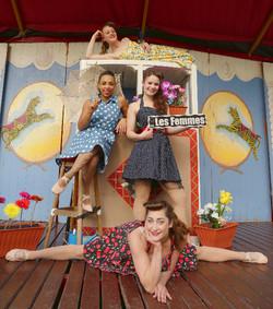 Les Femmes Circus