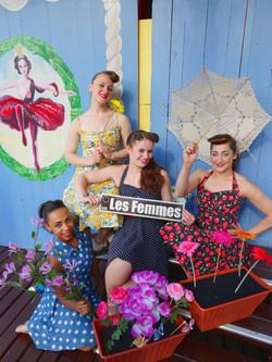 Les Femmes Circus Show