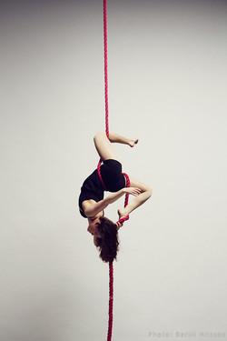 Heidi Hickling-Moore - Aerial Rope