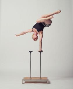 Alison Stanger - Hand balancer