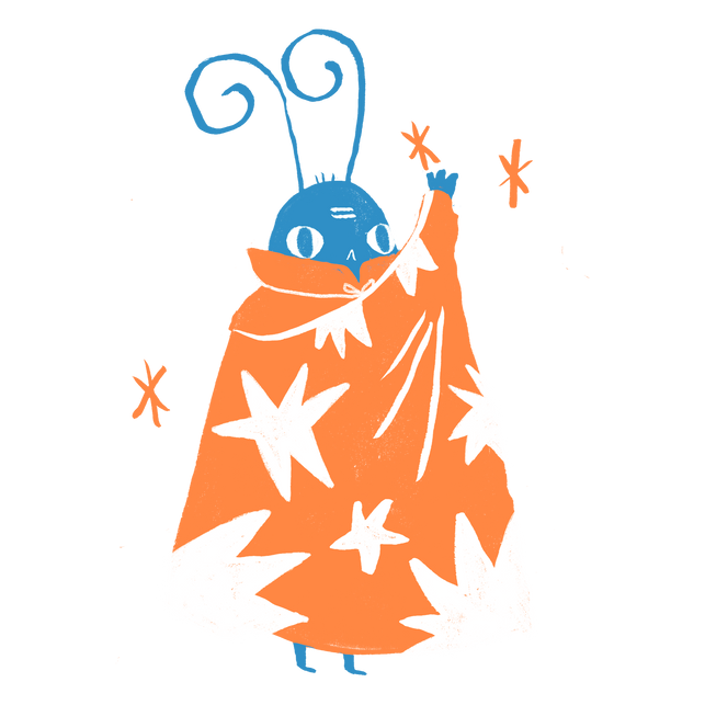 Experimental Character Design