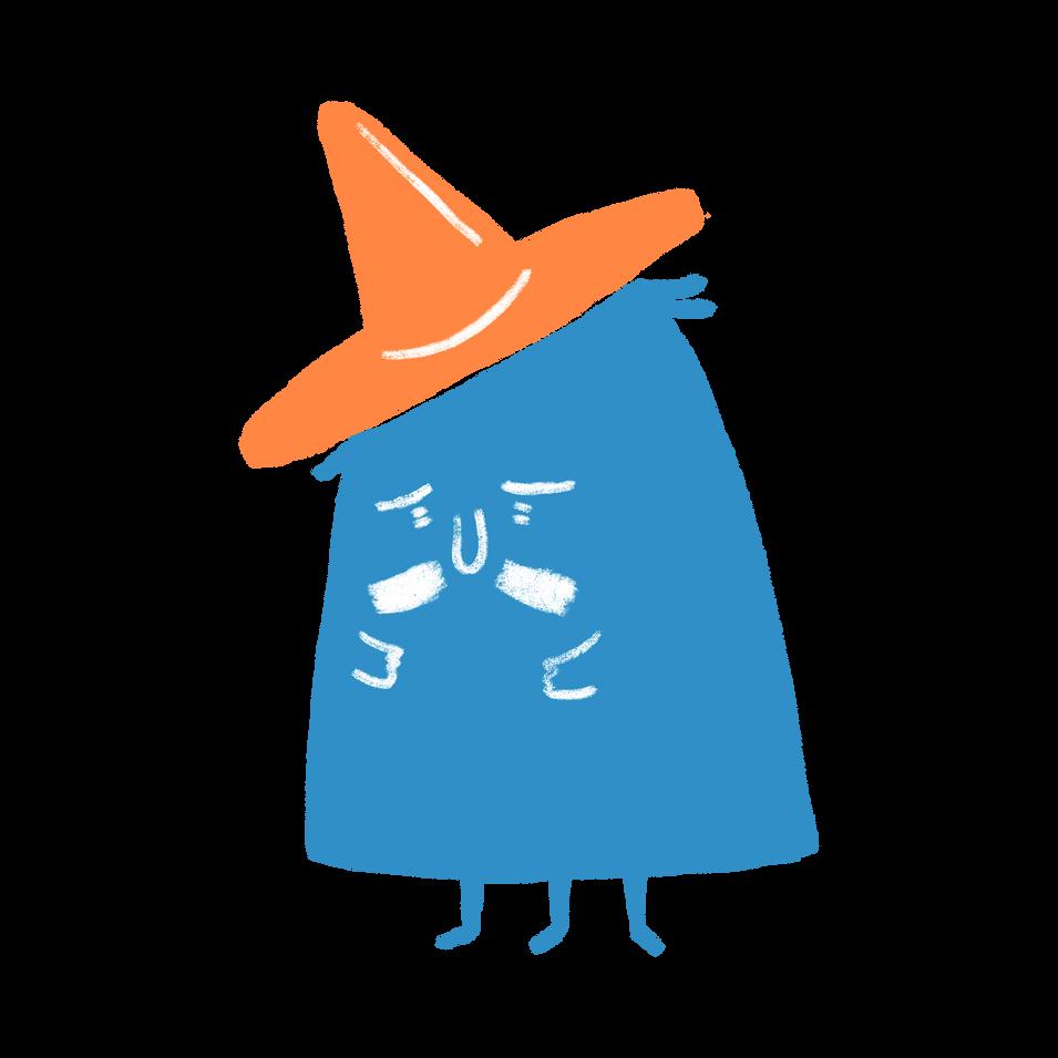 Sad Wizard