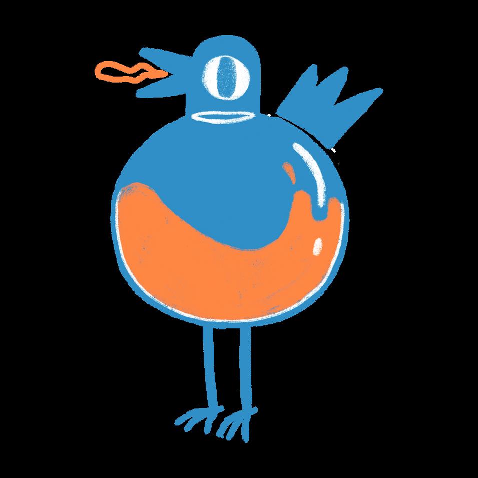 Potion Bird