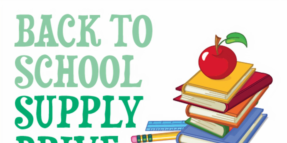 School Supply Collection for Needy Families
