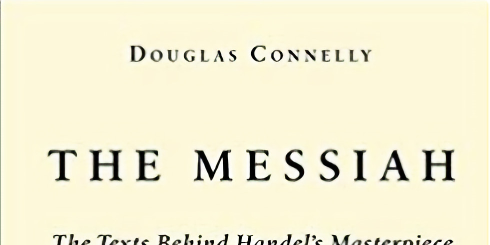 """Bible Study - """"The Messiah"""" The Texts Behind Handel's Masterpiece (Lifeguide Bible Studies)"""