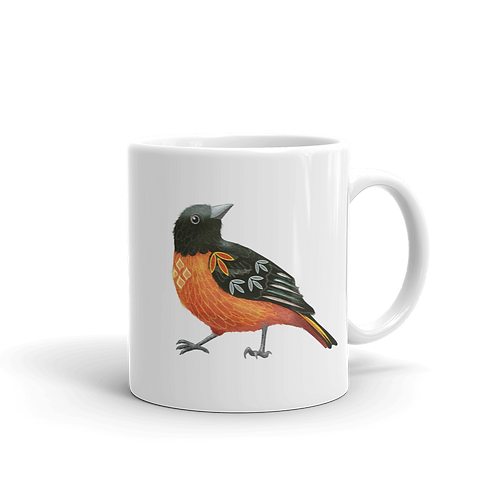 Oriole Coffee Mug, 11 oz